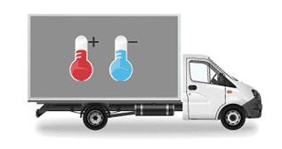 Изометрический фургон до 1.5 тонны