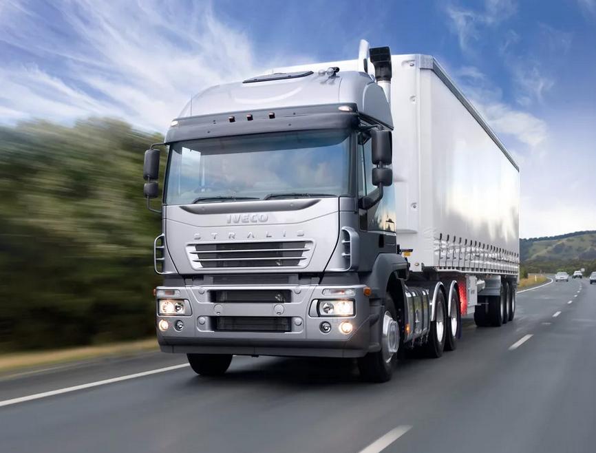 Перевозки автотранспортом по России