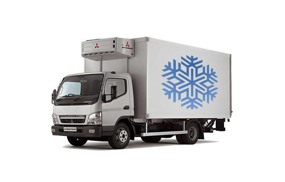 Температурные перевозки по России